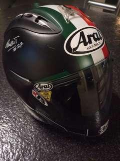 Arai Helmet Tricolore