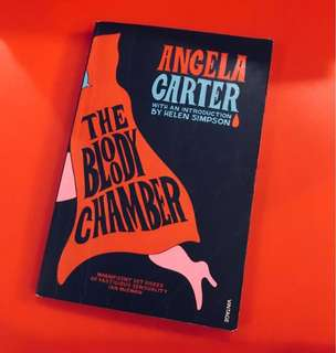 The Bloody Chamber by Angela Carter with an introduction by Helen Simpson