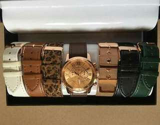 XOXO Interchangeable Strap Watches  From CANADA