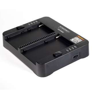 Yongnuo YN750C Dual Battery Charger For SONY NP-F570 NP-F770 NP-F970 NPF975 970 batteries