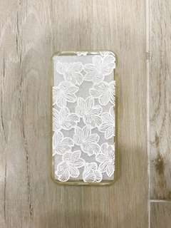 IPhone 6+ Floral Hard Case