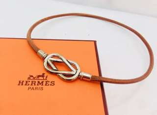 Authentic Hermes Choker