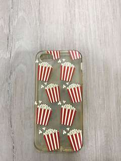 IPhone 5s Popcorn Silicone Case