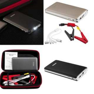 [PO515]Large Capacity 30000mAh Portable LED Car Jump Starter Vehicle Engine