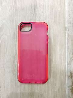 IPhone 5s Protective Pink Case