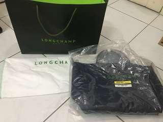Authentic Longchamp Medium
