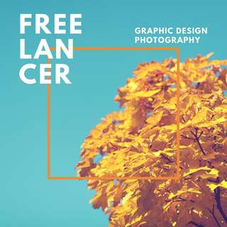 Freelancer | Graphic Design & Photography