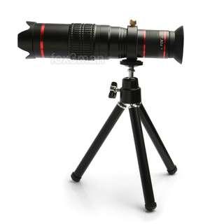 22X 手機高質玻璃遠攝鏡頭 可調焦點