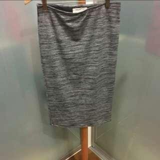 Grey skirt, still good condition