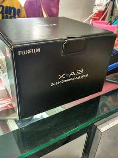 Fujifilm X-A3 Kit 16-50mm Mirrorless Kredit Mudah