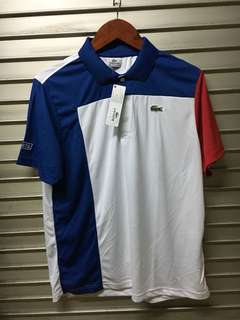 polo shirt lacoste news