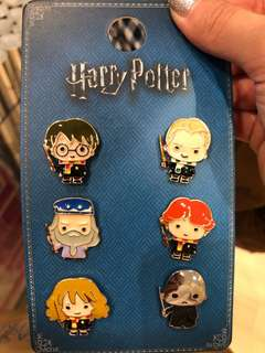 Harry Potter Enamel Pins