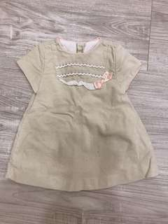 女寶寶小洋裝