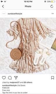 KEANI DRESS
