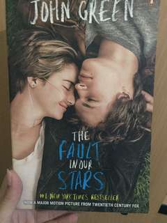 The Fault in Our Star original novels