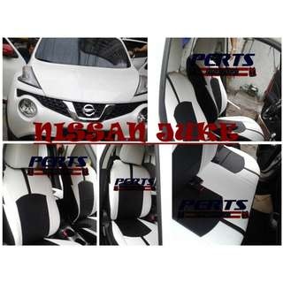 NISSAN JUKE High quality Factory Fit Customized Leather CAR SEAT COVER