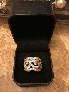 Diamond Ring All round .