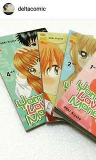 Jual komik yomogi loves money
