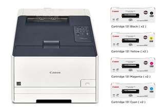 Cannon Color Laser Printer, LBP7110CW