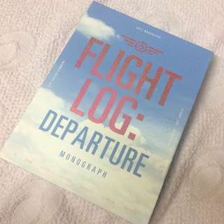 Flight Log Departure: Monograph