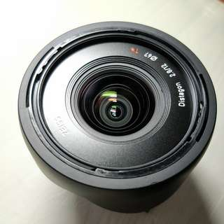Carl Zeiss Touit 2.8/12 Fujifilm X-Mount