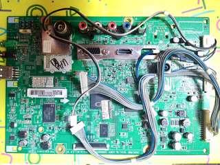 MAINBOARD TV LED LG, Tipe 28MT47