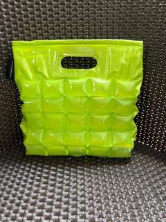 Free Mailing: Inflatable Bubble Bag