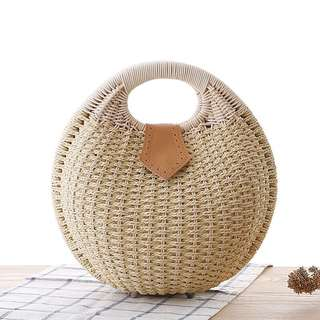 Rattan Bag HandMade