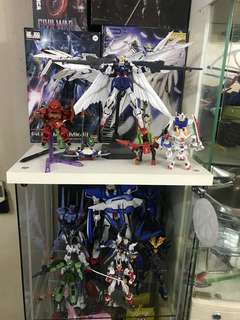 Gundam 1 set all