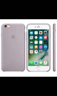 (INSTOCKS) Apple iPhone Silicon Case