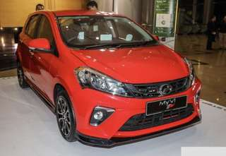Perodua Myvi ADV 1.5 (A)