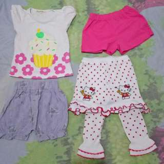 Baby Clothes 6-9 mos Take All