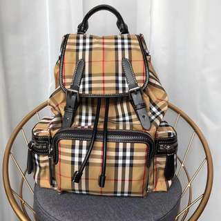 Burberry Vintage Backpack
