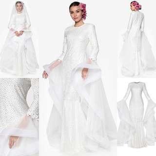Rizalman Hyacinth dress
