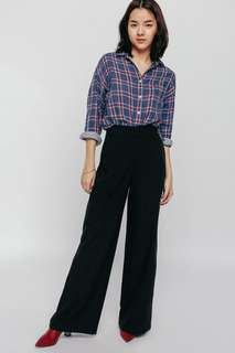 LB Pledarin High Waisted Flared Pants