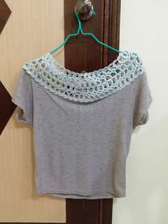 Women's top (hazel color)