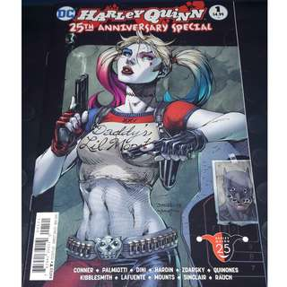 Harley Quinn 25th Anniversary Special (Jim Lee cover)