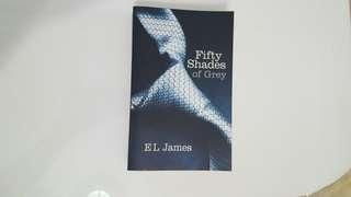 FIFTY SHADES OF GREY BY EL. JAMES