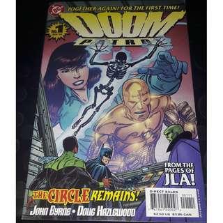 Doom Patrol #1 2004