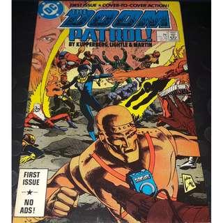 Doom Patrol #1 1987