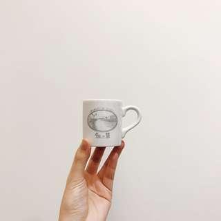 🚚 北海道 咖啡杯 濃縮杯 小酒杯 cup mug 陶瓷杯 日本製 日本購入