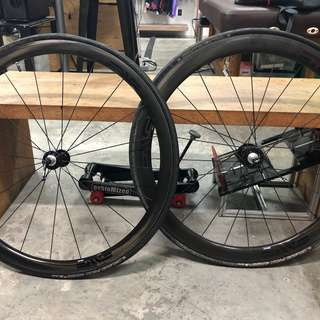 ENVE SES 3.4 w Chris King R45 Carbon Clincher