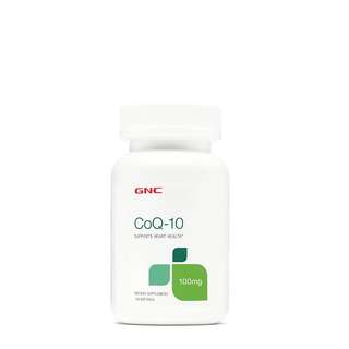 Authentic GNC COQ-10 100MG(USA)(80% OFF)