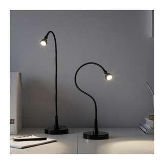 IKEA Jansjo lampu meja