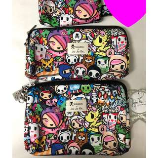 [RESERVED] 🌟BNWT Jujube Tokidoki Iconic 2.0 Large Be Set piece and Medium Beset with perfect print placement🌟