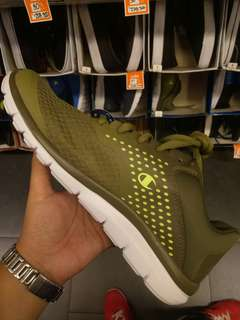 Champion Sneakers (Payless) olive green