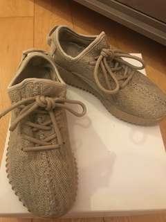 勁減半價,Yeezy boost 350 moonrock sneakers 波鞋休閑鞋 - ADIDAS - 46%off super sale!!