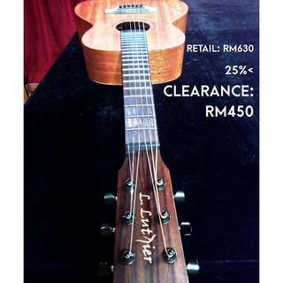 L Luthier Parlor Travel Acoustic guitar [Clearance May 2018]