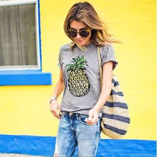 "[PO] Euro ""Pineapple"" T-Shirt"