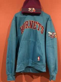 NBA Hornets hoodie & beanie